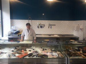 Jones Fischladen-Friedrich Kulinarisch